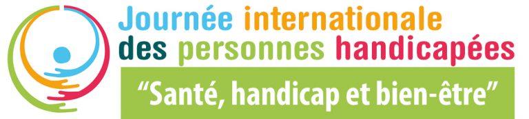 logo de la journée internationale des personnes handicapées