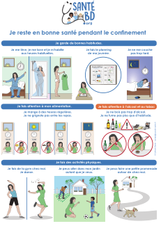 Poster SantéBD