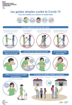 Règles à appliquer pour les enfants de 0 à 6 ans