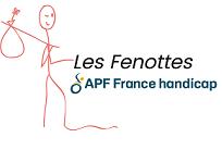 Logo des Fenottes, APF France handicap