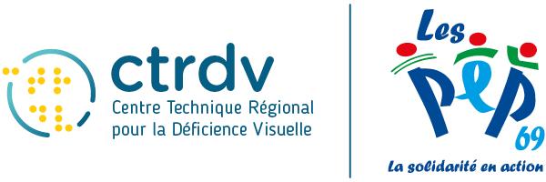 logos du CTRDV et des PEP69